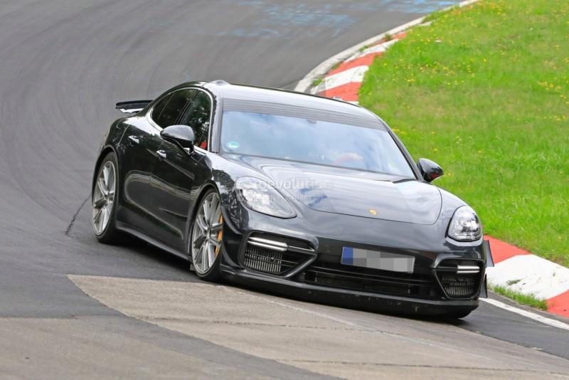 2016 - [Porsche] Panamera II - Page 14 Ac641c10