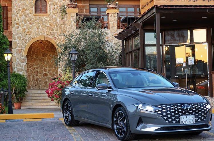 2017 - [Hyundai] Azera / Grandeur - Page 3 Ac753810