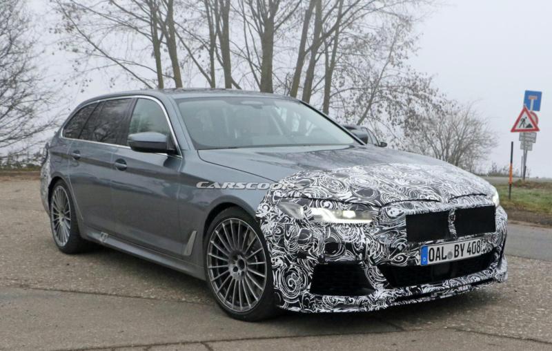 2020 - [BMW] Série 5 restylée [G30] - Page 3 Acb3e810