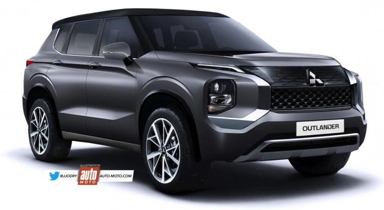2020 - [Mitsubishi] Outlander IV Acb61f10