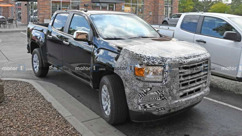 2014 - [Chevrolet / GMC] Colorado / Canyon - Page 2 Acb8e410