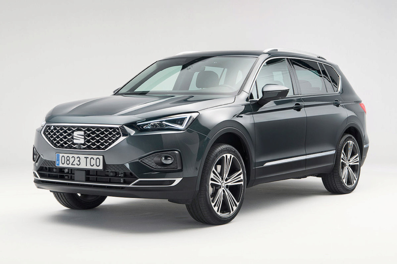 2018 - [Seat] Tarraco (SUV 7 places) - Page 8 Acbdc410