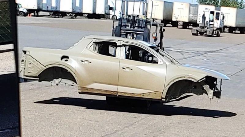 2021 - [Hyundai] Pickup  Ad060410