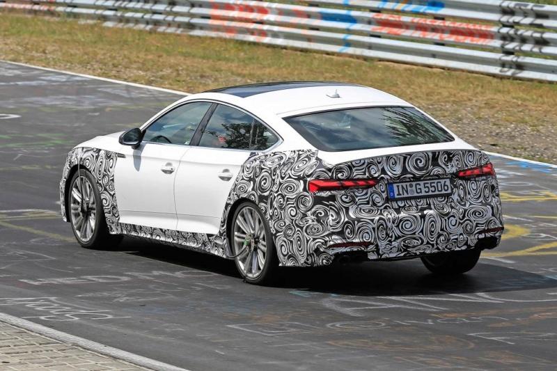 2020 - [Audi] A5 Coupé/Cab/SB restylée Ad452610