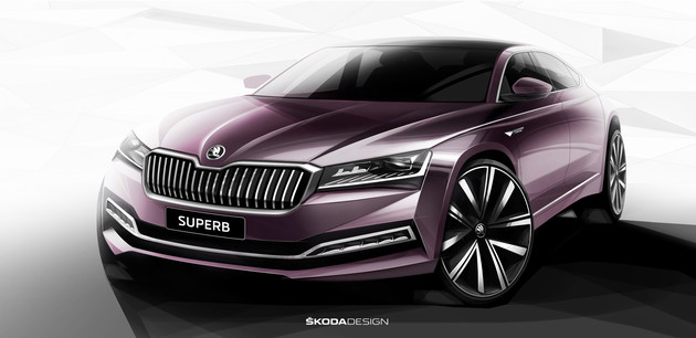 2018 - [Skoda] Superb restylée  - Page 2 Ad634f10