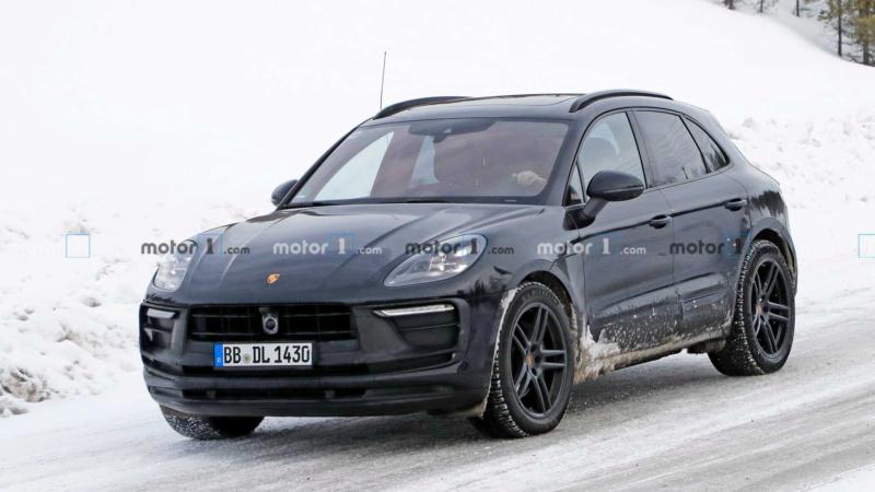 2022 - [Porsche] Macan Ad7da810