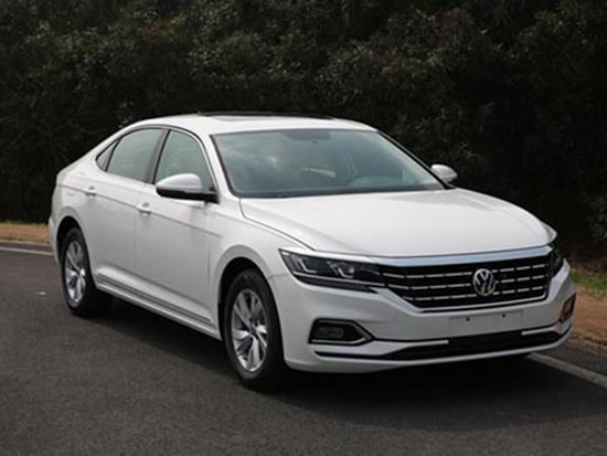 2019 - [Volkswagen] Passat restylée Ada35710