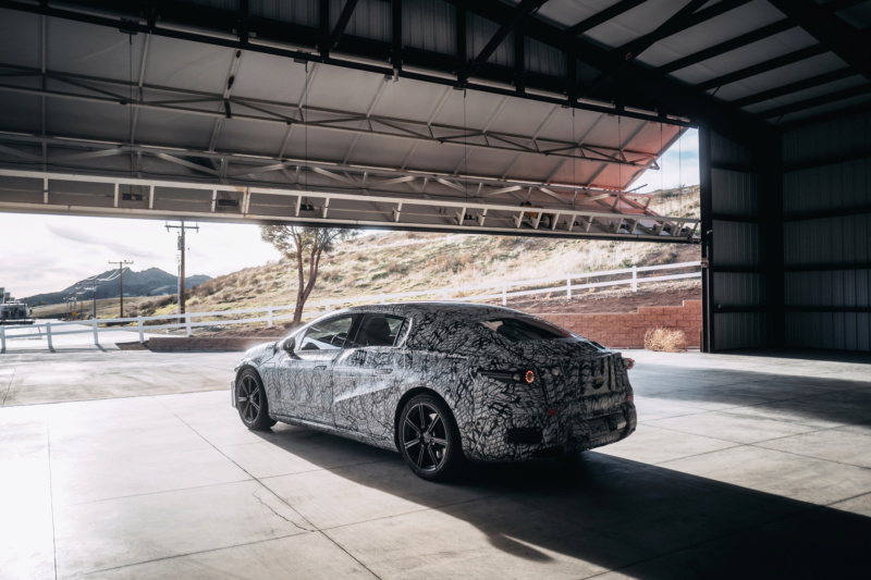 2020 - [Mercedes-Benz] EQ S - Page 3 Adde8b10