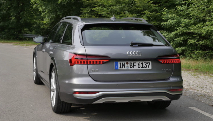 2017 - [Audi] A6 Berline & Avant [C8] - Page 14 Ade3e110