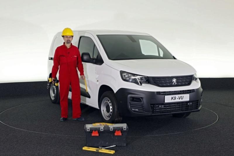 2018 - [Peugeot/Citroën/Opel] Rifter/Berlingo/Combo [K9] - Page 38 Adf74910