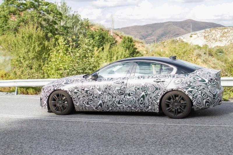 2019 - [Jaguar] XE restylée  Ae17c410