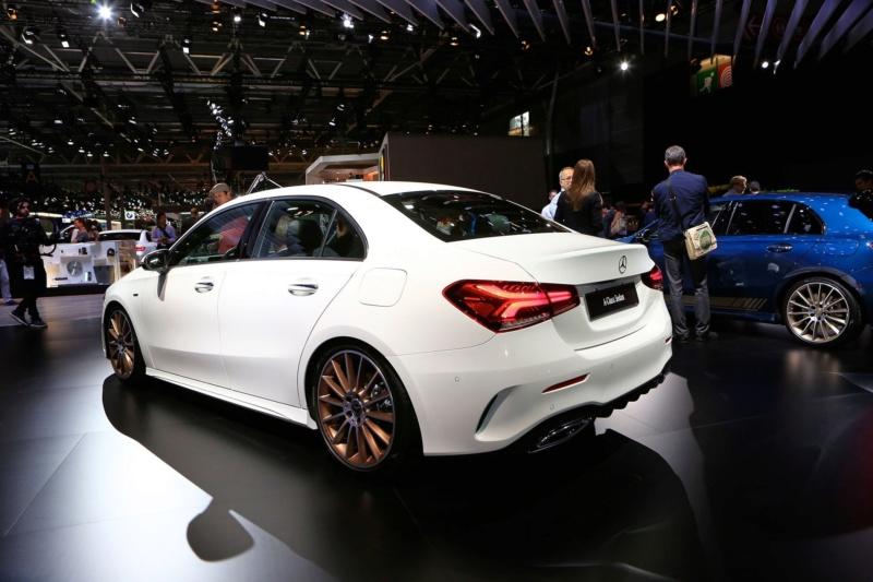 2018 - [Mercedes-Benz] Classe A Sedan - Page 6 Ae20e510