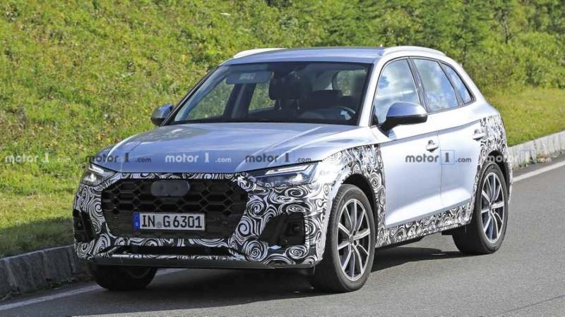 2020 - [Audi] Q5 II restylé Ae5bc610