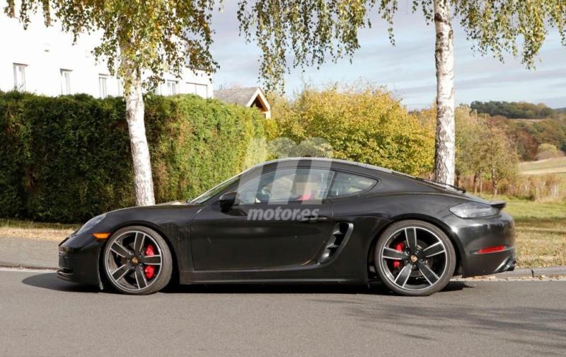 2016 - [Porsche] 718 Boxster & 718 Cayman [982] - Page 7 Aebfdf10