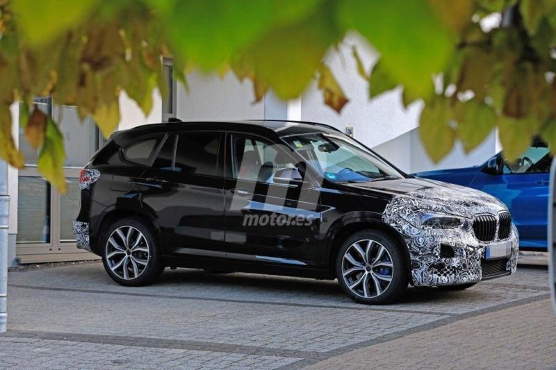 2019 - [BMW] X1 restylé [F48 LCI] Aef6ad10