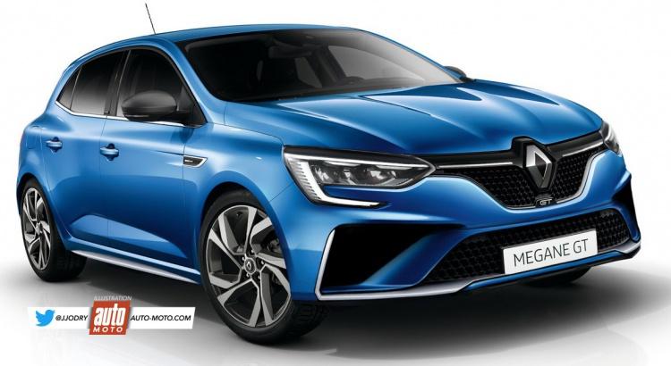 2019 - [Renault] Megane IV restylée  - Page 11 Af05e510