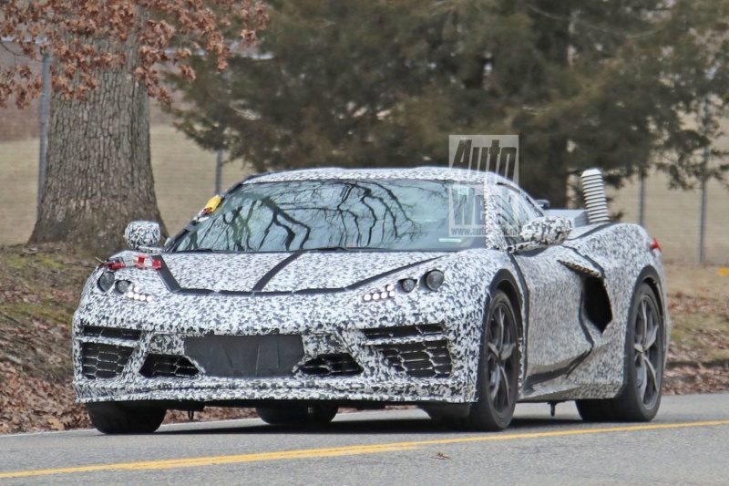 2019 - [Chevrolet] Corvette C8 Stingray - Page 7 Af330610