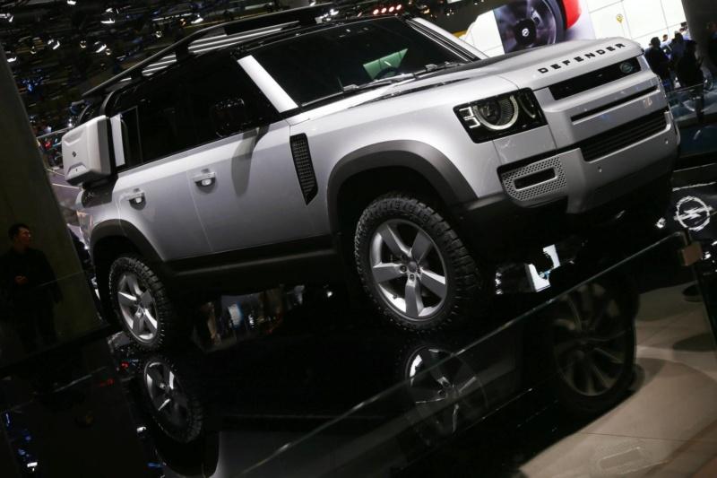 2018 - [Land Rover] Defender [L663] - Page 13 Af975910
