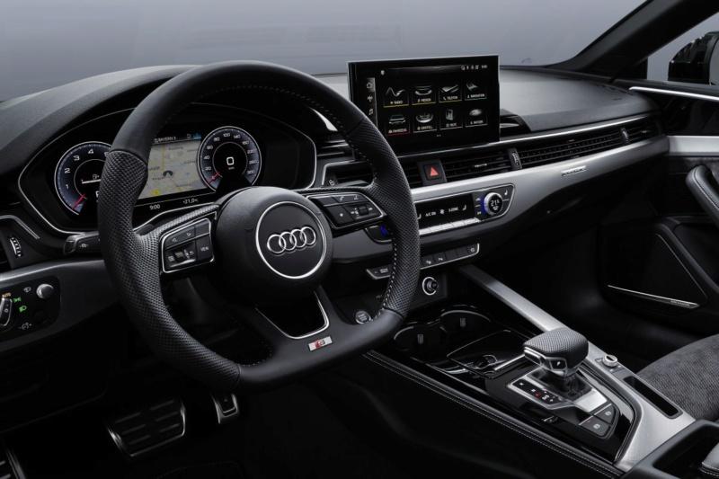 2020 - [Audi] A5 Coupé/Cab/SB restylée Afade410