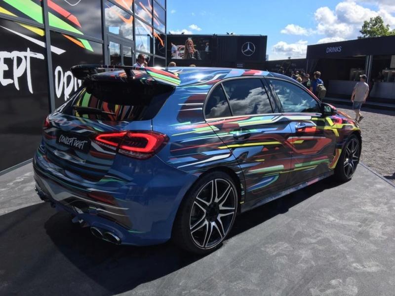 2018 - [Mercedes] Classe A (W177) - Page 33 Afc47e10