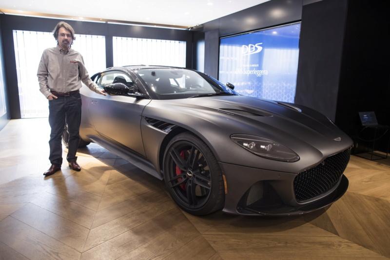 2019 - [Aston Martin] DBS Superleggera - Page 2 Aston-10