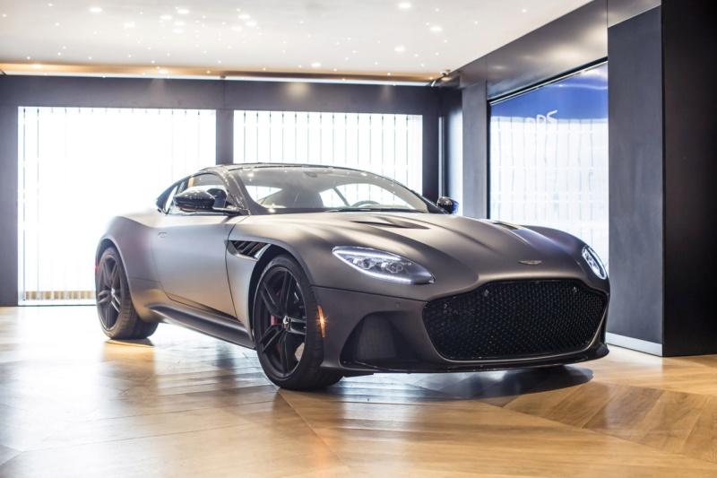 2019 - [Aston Martin] DBS Superleggera - Page 2 Aston-11