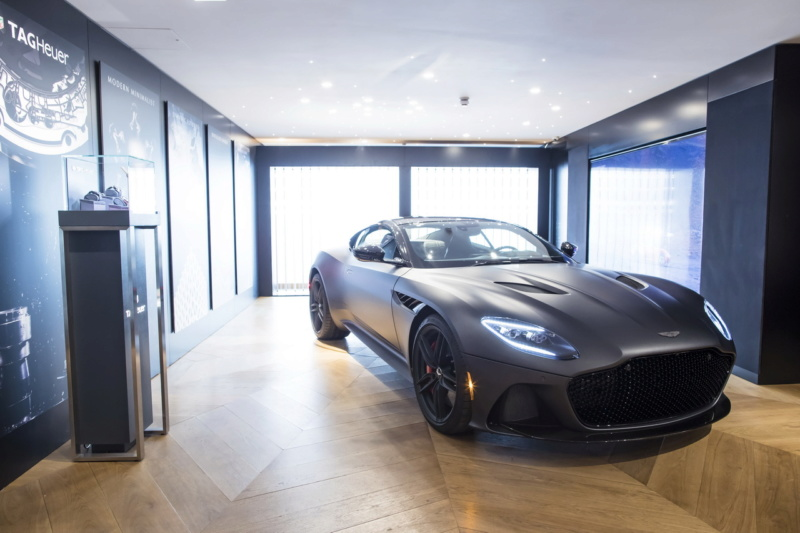 2019 - [Aston Martin] DBS Superleggera - Page 2 Aston-12