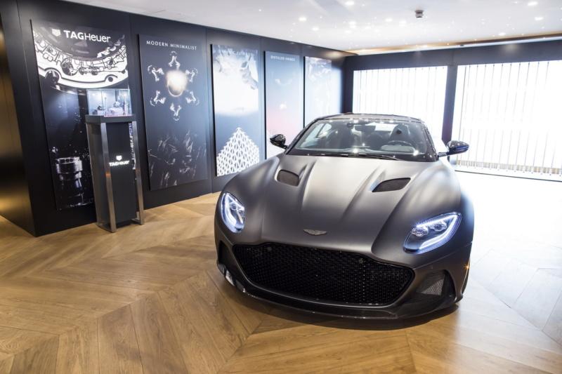 2019 - [Aston Martin] DBS Superleggera - Page 2 Aston-13