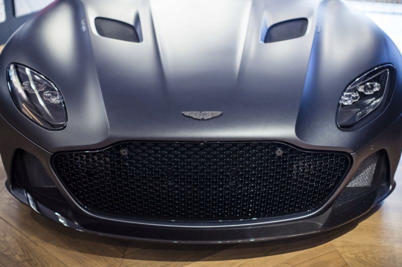 2019 - [Aston Martin] DBS Superleggera - Page 2 Aston-14