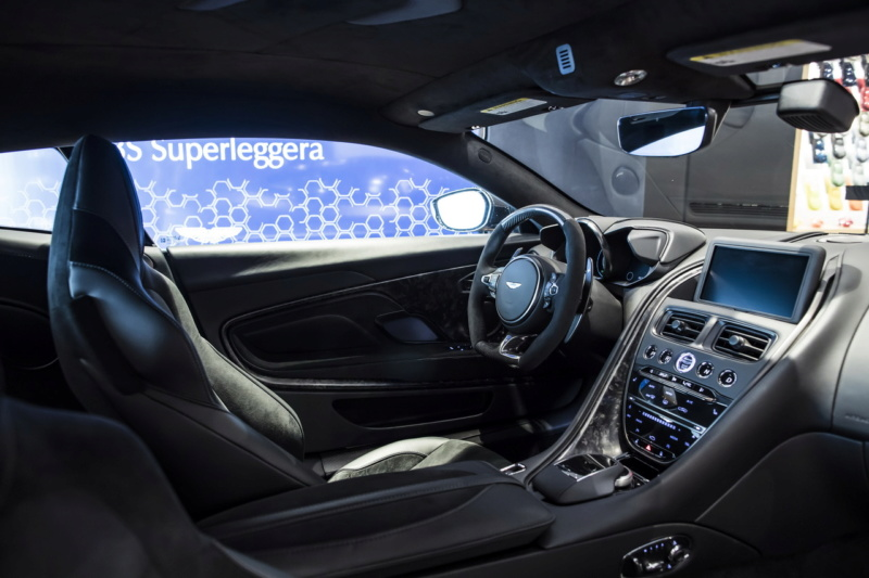 2019 - [Aston Martin] DBS Superleggera - Page 2 Aston-20