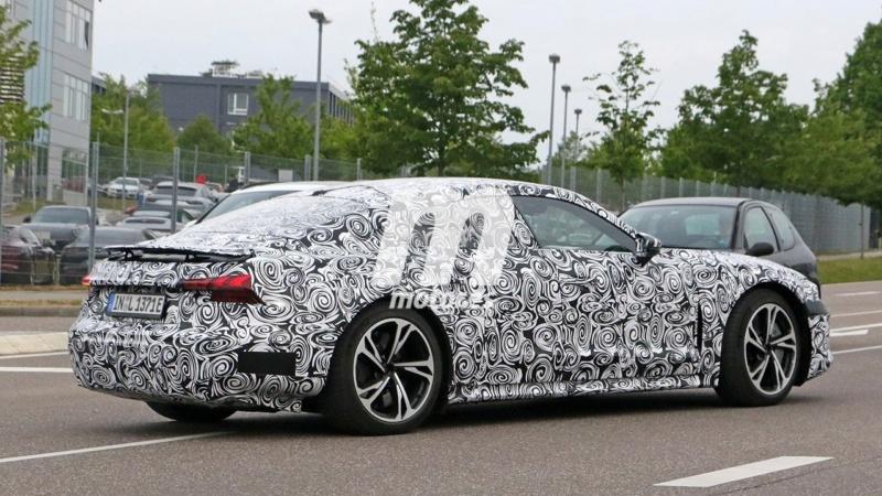 2021 - [Audi] E-Tron GT - Page 2 Audi-e33