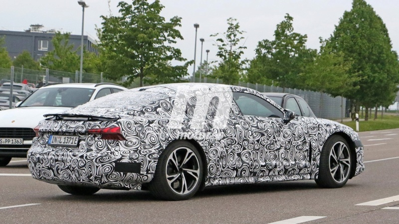 2021 - [Audi] E-Tron GT - Page 2 Audi-e34