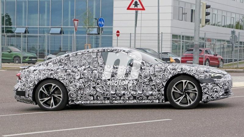 2021 - [Audi] E-Tron GT - Page 2 Audi-e35