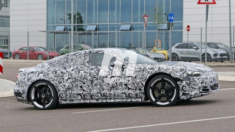 2021 - [Audi] E-Tron GT - Page 2 Audi-e38