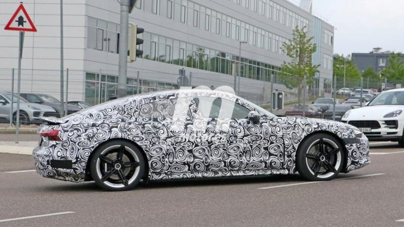 2021 - [Audi] E-Tron GT - Page 2 Audi-e39