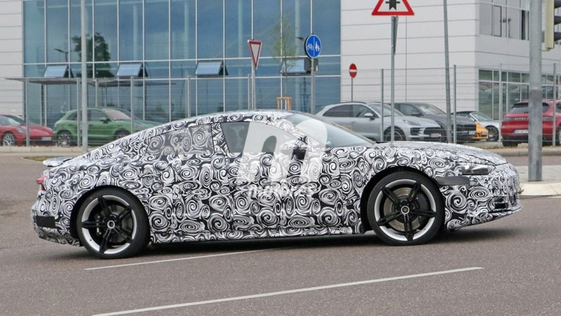 2021 - [Audi] E-Tron GT - Page 2 Audi-e40