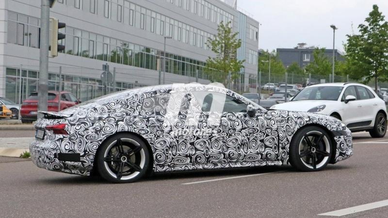 2021 - [Audi] E-Tron GT - Page 2 Audi-e41