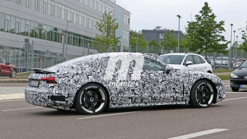 2021 - [Audi] E-Tron GT - Page 2 Audi-e42