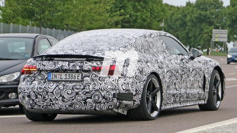 2021 - [Audi] E-Tron GT - Page 2 Audi-e43