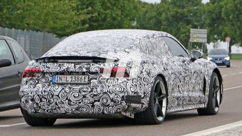 2021 - [Audi] E-Tron GT - Page 2 Audi-e44