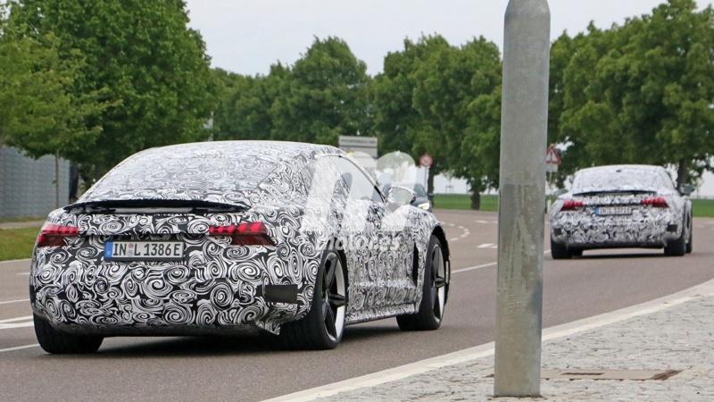 2021 - [Audi] E-Tron GT - Page 2 Audi-e45