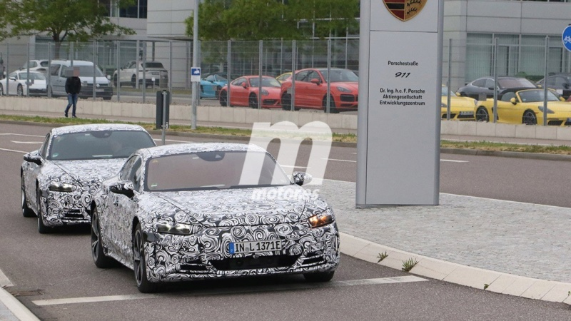 2021 - [Audi] E-Tron GT - Page 2 Audi-e46