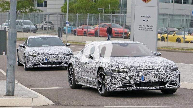 2021 - [Audi] E-Tron GT - Page 2 Audi-e48