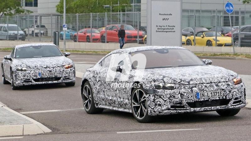 2021 - [Audi] E-Tron GT - Page 2 Audi-e49