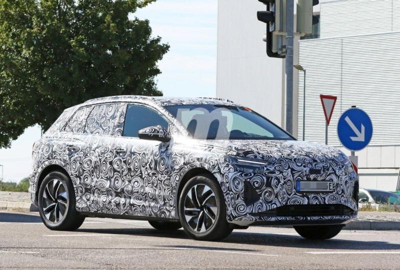 2020 - [Audi] Q4 E-Tron Audi-q30