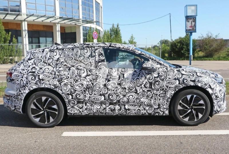 2020 - [Audi] Q4 E-Tron Audi-q36