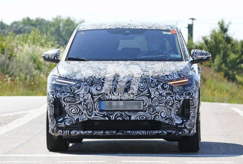 2020 - [Audi] Q4 E-Tron Audi-q37