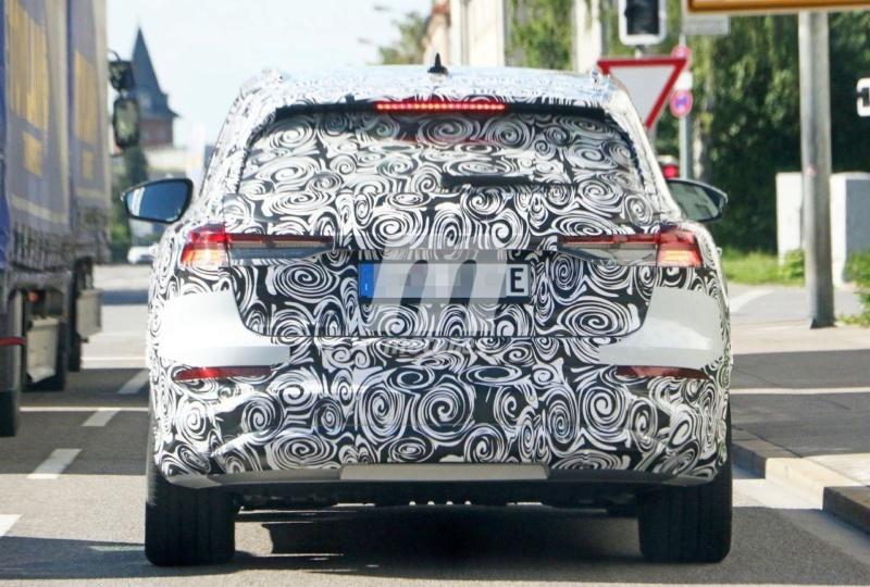 2020 - [Audi] Q4 E-Tron Audi-q38