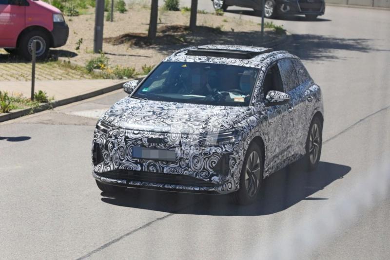 2020 - [Audi] Q4 E-Tron Audi-q52