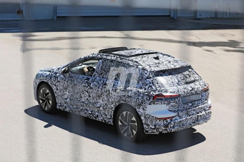 2020 - [Audi] Q4 E-Tron Audi-q57